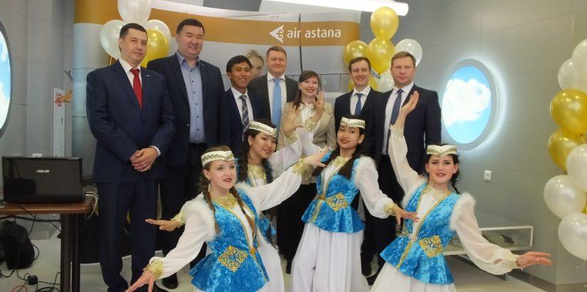 Осенняя распродажа авиакомпании «Эйр Астана» из Москвы