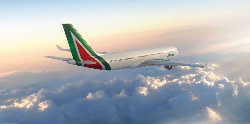 Alitalia: скидки 20% на полеты из Москвы